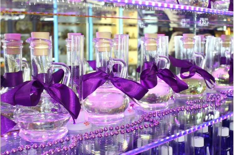 Знаменитості серед парфумерії: найпопулярніші аромати