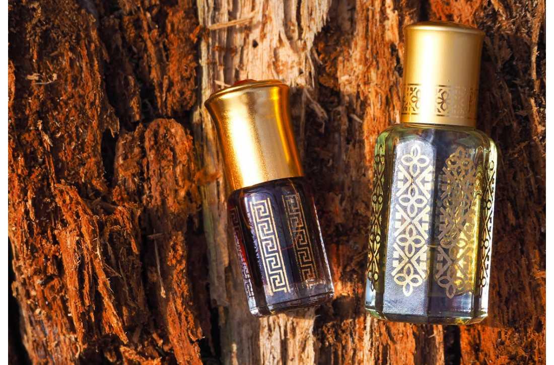 Східні аромати жіночих парфумів