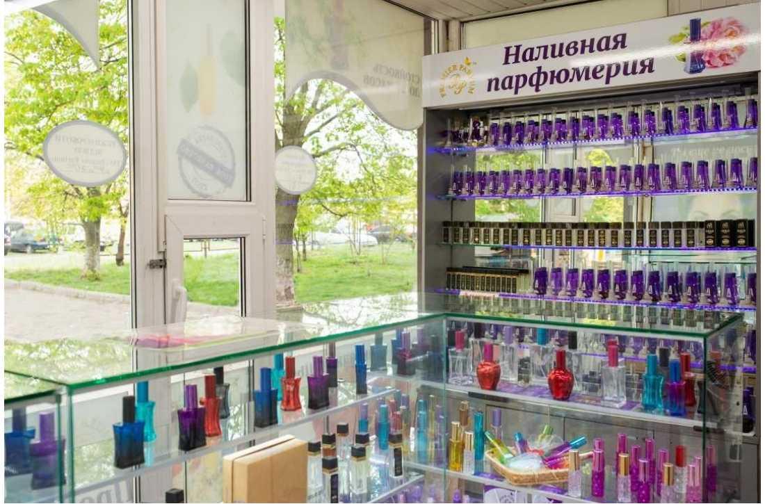 Відкриття бізнесу з продажу парфумів на розлив