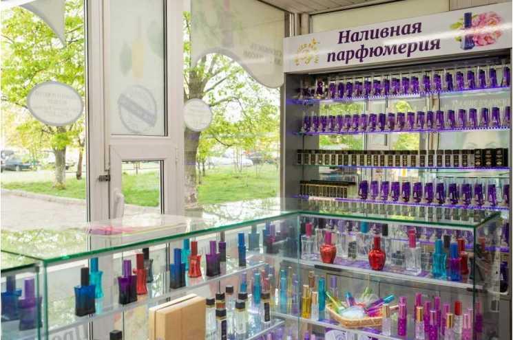 Открытие бизнеса по продаже духов на разлив