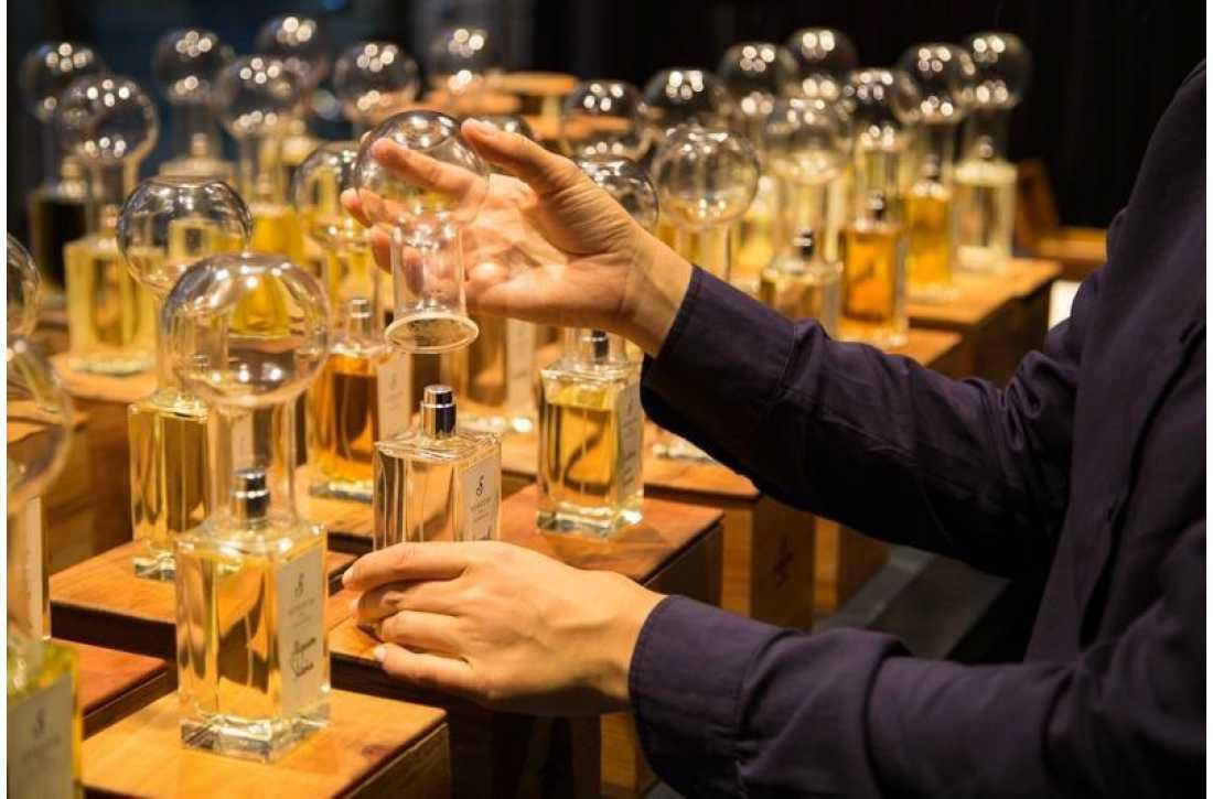 Бизнес-идея по продаже наливной парфюмерии