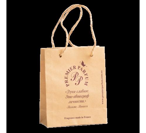 Бумажный пакет Premier Parfum (крафт)